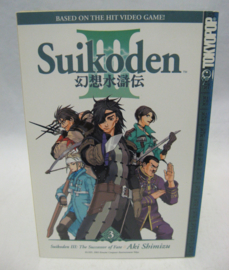 Suikoden III - Volume 3 - (Manga/Graphic Novel)