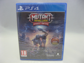 Mutant Football League - Dynasty Edition (PS4, Sealed)
