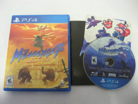 The Messenger (PS4)