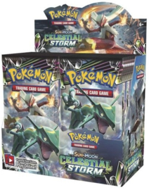 Pokémon TCG: Sun & Moon - Celestial Storm Booster Pack (1x Booster)