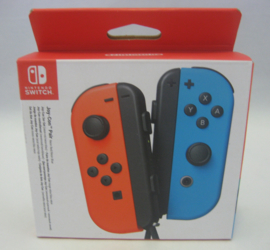 Nintendo Switch Joy-Con Pair - Neon Red / Neon Blue (New)