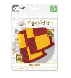 Harry Potter: Gryffindor Face Mask (New)