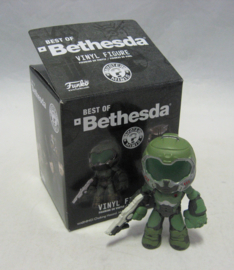 Best of Bethesda - Funko Mystery Mini Vinyl Figure - Doom Space Marine (New)