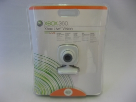 XBOX 360 Live Vision Camera (New)