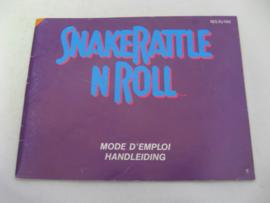 Snake Rattle n Roll *Manual* (FAH)