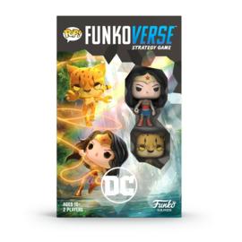 Funkoverse Strategy Game - DC ExpandAlone 102 | Board Game (New)