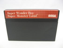 Super Wonder Boy - Super Monster Land (SMS)