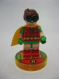 Lego Dimensions - Robin Minifig w/ Base