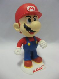Bobblehead - Mario - Nintendo Collectibles - Toy Site - 2001 (Boxed)
