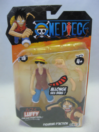 One Piece: Luffy 5'' Action Figure (New)