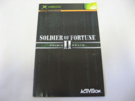 Soldier of Fortune II - Double Helix *Manual* (XBX)