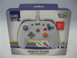 Wired Nintendo GameCube Controller - Under Control (New)