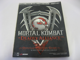 Mortal Kombat Deadly Alliance - Official Strategy Guide (BradyGames)