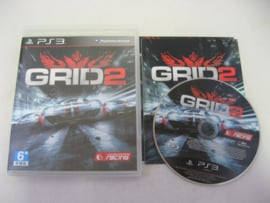 Grid 2 (PS3, NTSC)