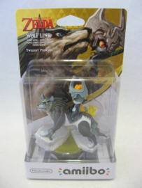 Amiibo Figure - Legend of Zelda: Twilight Princess - Wolf Link (New)