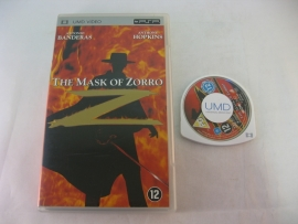 The Mask of Zorro (PSP Video)