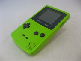 GameBoy Color 'Kiwi' Green