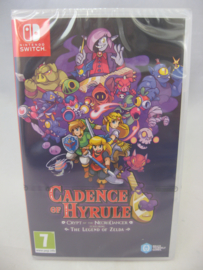 Cadence of Hyrule - Crypt of the NecroDancer Featuring Zelda (HOL, Sealed)