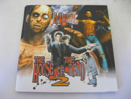 House of the Dead 2 *Manual* (DC)