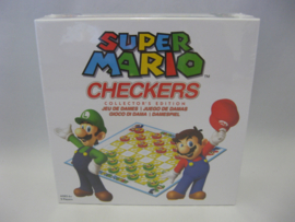 Super Mario Checkers Collector's Edition | Board Game (New)
