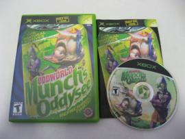 Oddworld Munch's Oddysee (NTSC)