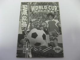 World Cup Soccer *Manual* (GG)