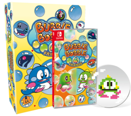 Bubble Bobble 4 Friends Collector's Edition (Switch, NEW)