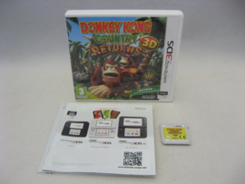Donkey Kong Country Returns 3D (HOL)