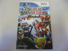 Super Smash Bros Brawl *Manual* (UKV)