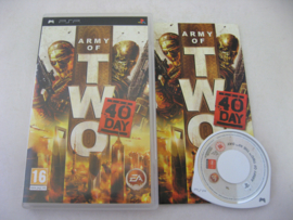Army of Two - 40th Day (PSP)