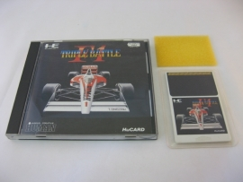 F1 Triple Battle (PC Engine)