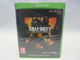 Call of Duty Black Ops IIII (XONE, Sealed)