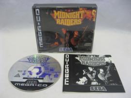 Midnight Raiders (PAL)