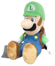 Super Mario Bros: Luigi Poltergust 5000 7 inch Plush (New)