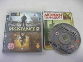 Resistance 2 (PS3, USA)