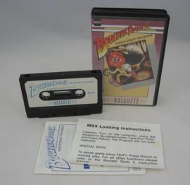 Boulder Dash II - Rockford's Revenge (MSX)