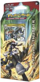 Pokémon TCG: S&M - Crimson Invasion Theme Deck - Clanging Thunder (New)