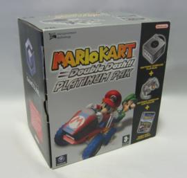 GameCube Console 'Mario Kart Double Dash Platinum Pak' Set (Boxed)