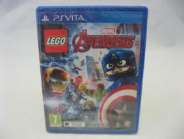 Lego Marvel Avengers (PSV, Sealed)