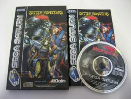 Battle Monsters (PAL)