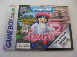 Playmobil Laura *Manual* (EUR)
