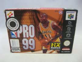 NBA Pro 99 (EUR, NEW)