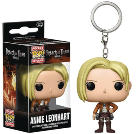 POP! Annie Leonhart - Attack on Titan - Pocket Keychains (New)