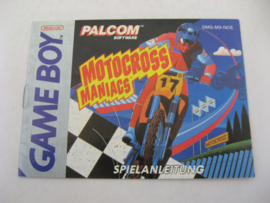 Motocross Maniacs *Manual* (NOE)
