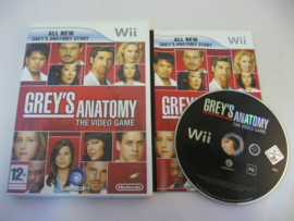 Grey's Anatomy The Video Game (UKV)