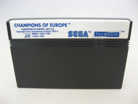 Champions of Europe (SMS)