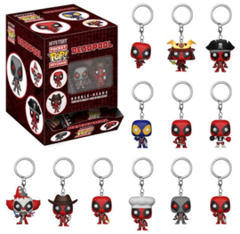 Deadpool - Mystery Pocket POP! Keychain (1x)