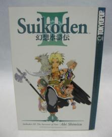 Suikoden III - Volume 1 - (Manga/Graphic Novel)