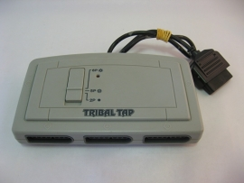 SNES Multi Player Adapter 'Tribal Tap'