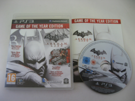 Batman Arkham City - Game of the Year Edition (PS3)
